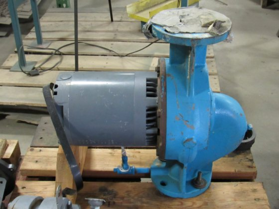 Paco Pump w/Magnetek H607 1 5HP Motor in Fargo, ND, USA