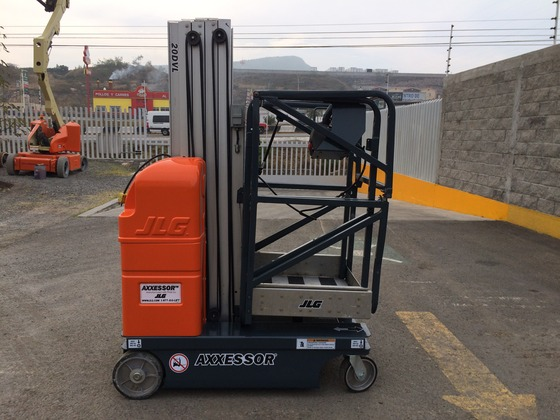 Used 2006 JLG Personnel Lift