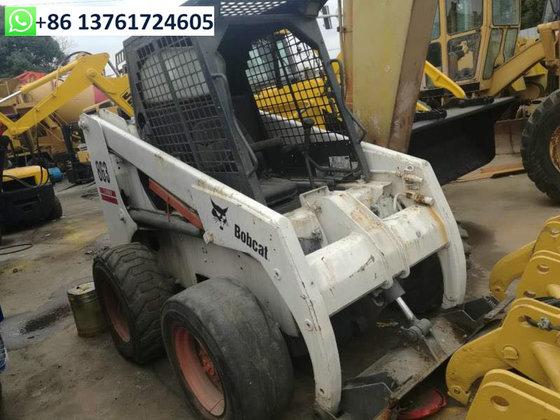 Bobcat 863 Skid steer wheel loader for sale in Shanghai, China