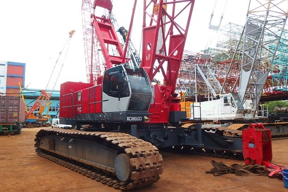 KOBELCO 7120-1F, 120 TONS CRAWLER CRANE FOR SALE in