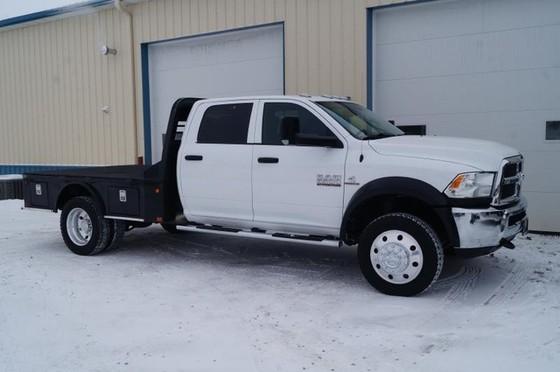 Ram 5500 Dump Truck >> 2014 Dodge Ram 5500 SLT – 9ft Flatbed – 4WD 6.7L Diesel in Dassel, MN, USA