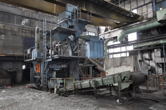 DISA AUTOMATIC FOUNDRY LINE in Romania
