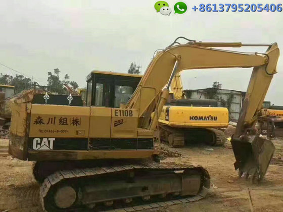 0 5m³ excavator Caterpillar E120B in Chittagong, 0 5m³ semi