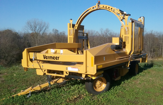 Vermeer Equipment BW5500 Bale Wrapper in Arcadia, WI, USA