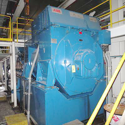 2001 Wartsila Natural Gas Generator