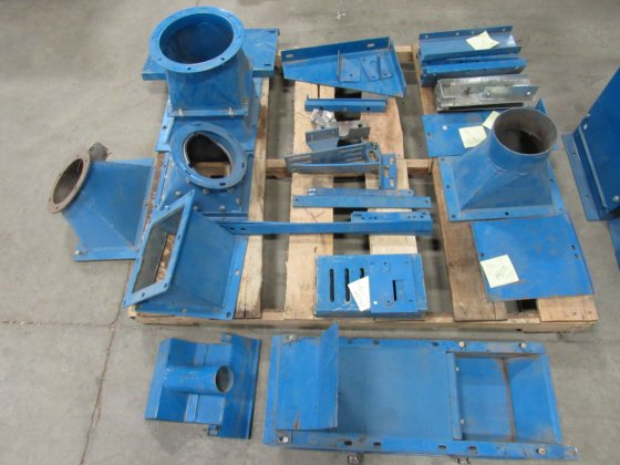 Lot of Misc  Universal Industries Parts in Fargo, ND, USA