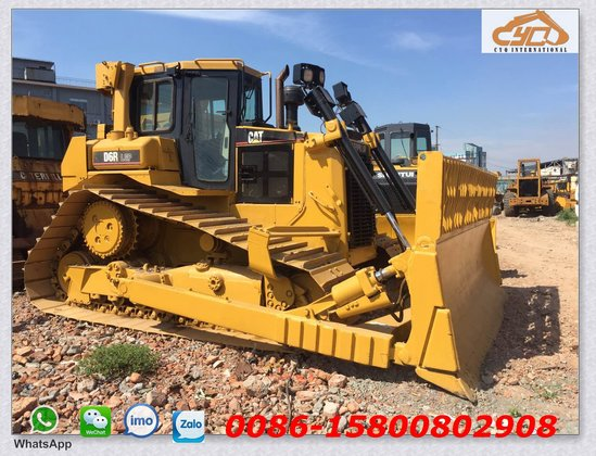 Bulldozers For Sale >> 2012 Bulldozer Cat D6r Dozers For Sale In Lanzhou Shi China