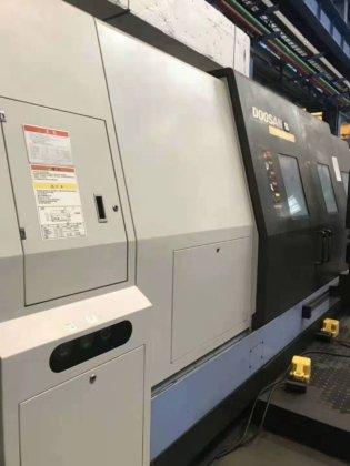 tukkukauppa tukkuhinta tehtaan aito Doosan PUMA 400LM / 700LM Turn Mill CNC Machine in Shanghai ...