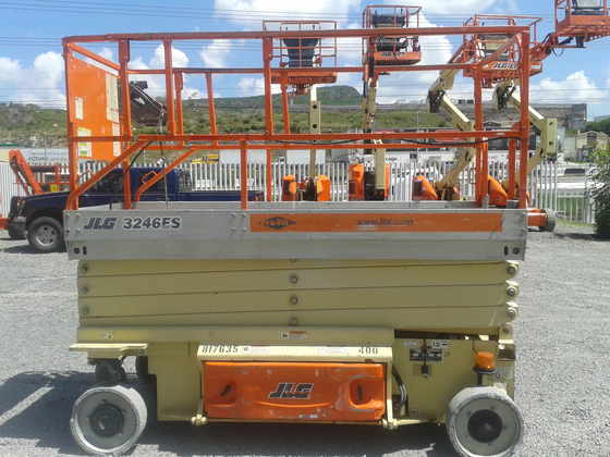 Used 2006 JLG Scissor Lift