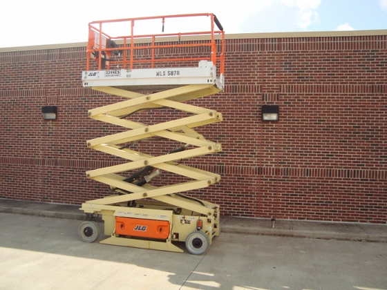 Used 2012 JLG Scissor Lift