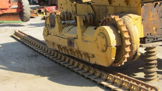 CATERPILLAR D6C (PARTS / DEMOLITION) in A Coruña, Spain