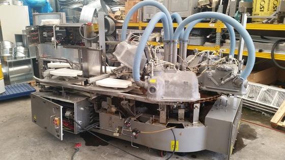 Cryovac - rotary vacuum chamber