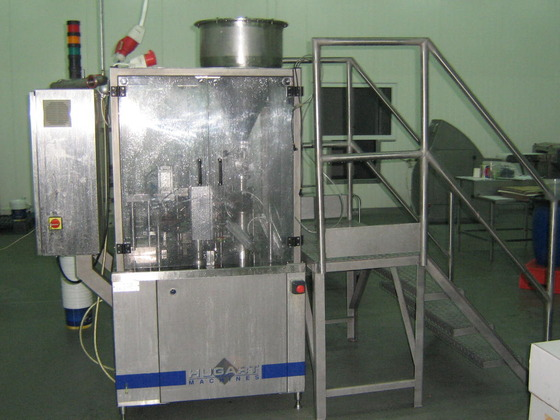 HUGART DS 2500 - packaging