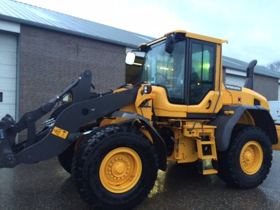 volvo L 70G new in