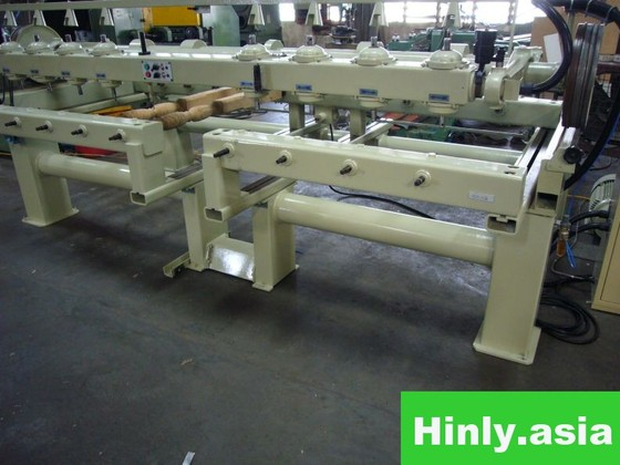 MARIANI 4+4 SPINDLES CARVING MACHINE