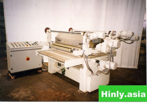 VIGANO ECOPRINT HOT STAMPING MACHINE