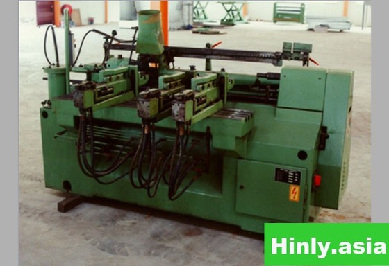 HEMPEL CH-120 SEMI AUTOMATIC COPYING