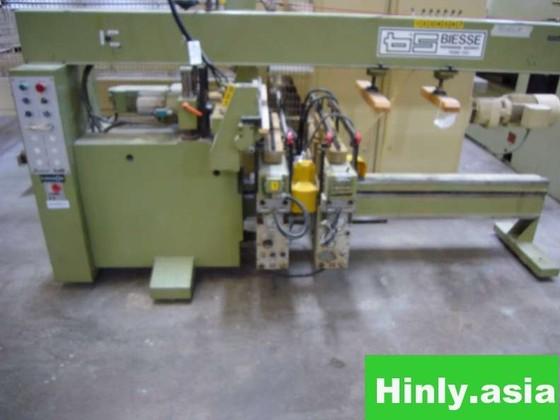 Biesse Type Beaver Multi-boring Machine
