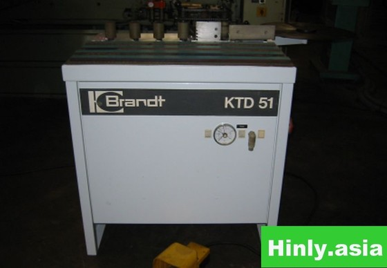 BRANDT KTD 51 MANUAL EDGE