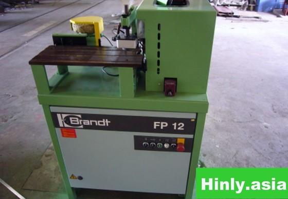 BRANDT FP12 CORNER ROUNDING MACHINE