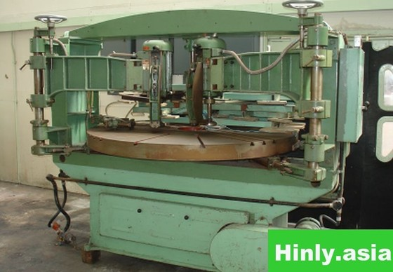 RYE TWIN HEAD SHAPER in