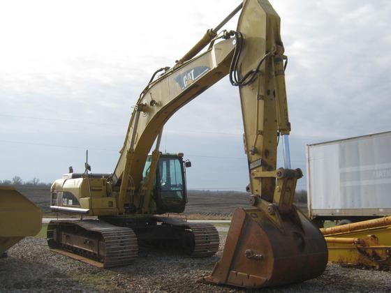 2003 Caterpillar 330CL Excavator in