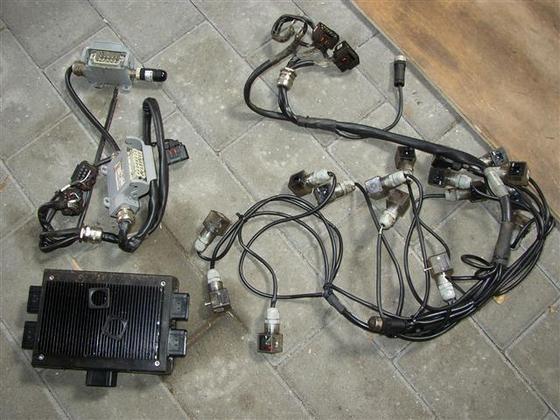 Used 2004 Ponsse DC-Arc net