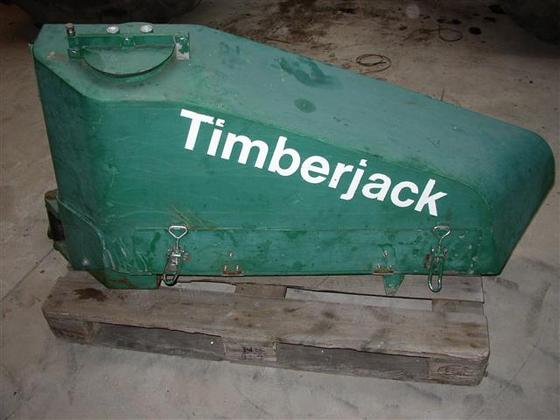 Used 2002 Timberjack Stubbehandling in
