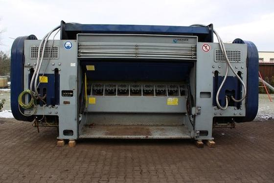 Used Waste Granulator Lindner Komet