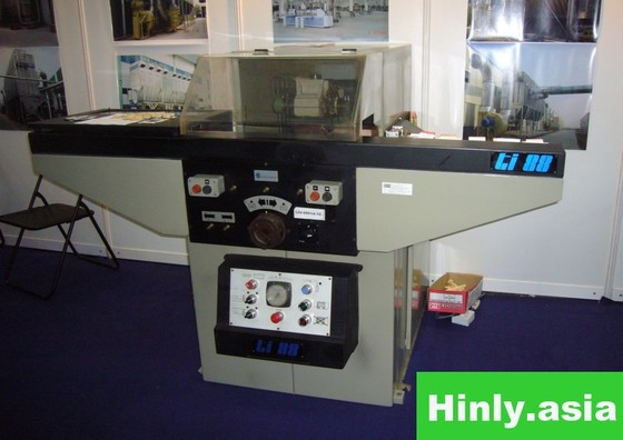 OMGA AUTOMATIC NOTCHING MACHINE FOR