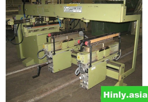 Biesse Type Beaver Multi-boring Machine