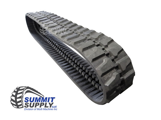 RUBBER TRACKS - 450x81x78N- FITS