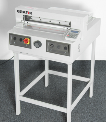 Grafik 480EG Paper Guillotine in