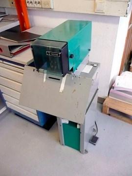 Used Nagel Varinak stitching machine