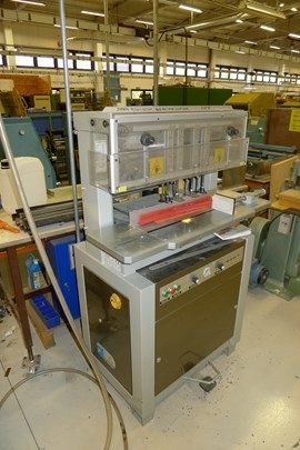 Used 1995 Iram 16 4-head