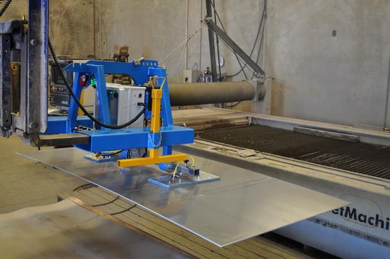 New Vaclift FVL250NT Forklift unit