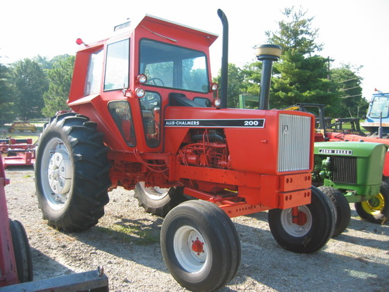 allis chalmers 200 in Farmington,