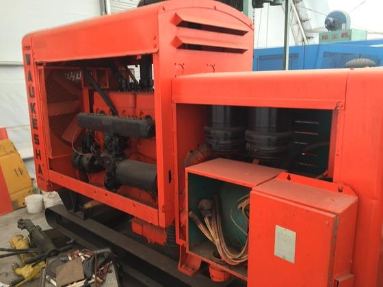 Used Waukesha F1197GU Generator Set