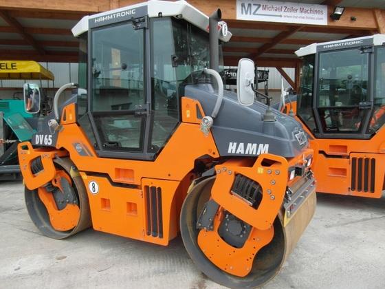2014 HAMM DV 65 VV