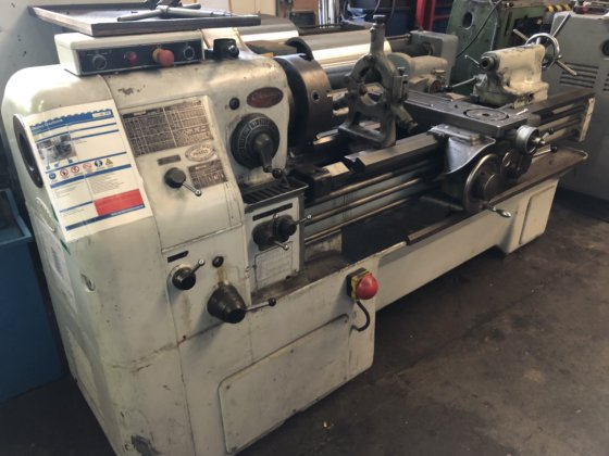 Lathe Okuma LS4 in Netherlands