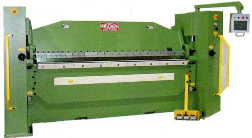 Metal Bending Machine >> Chicago Dreis Krump Hydraulic Powered Metal Bending Machine In