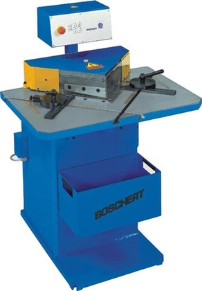New 2015 Boschert LB12 Notching