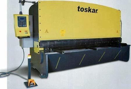 Used Toskar VersaCut 3100x10 Plate