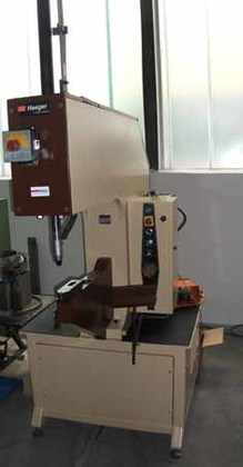 Used Haeger insertion Press HP10