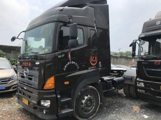 HINO 700 TRACTOR TRUCK in China