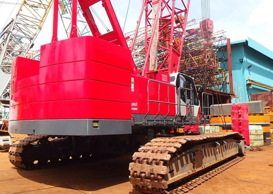 KOBELCO 7120-1F, 120 TONS CRAWLER CRANE FOR SALE in Singapore