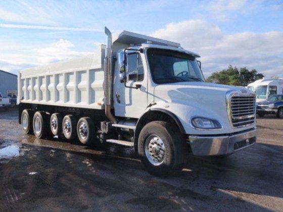 Freightliner Columbus Ne >> Freightliner Dump Truck In Columbus Oh Usa