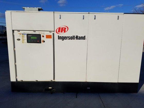 Ingersoll Rand SSR-XF200 Industrial Screw Compressor Electric Air  Compressor, 993 CFM in Clawson, MI, USA