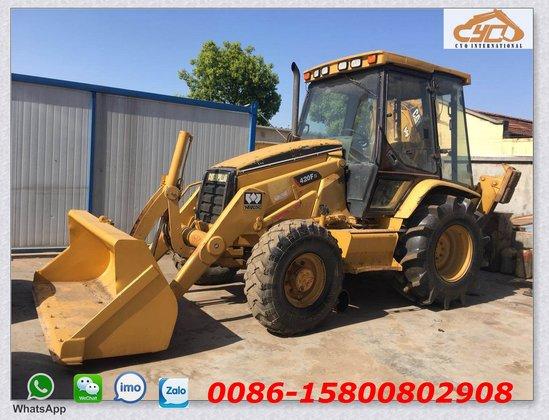 Caterpillar Backhoe loaders CAT 420E, 420F in Shanghai