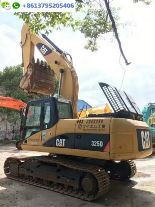 very good 25 ton CAT excavator 325D for sale
